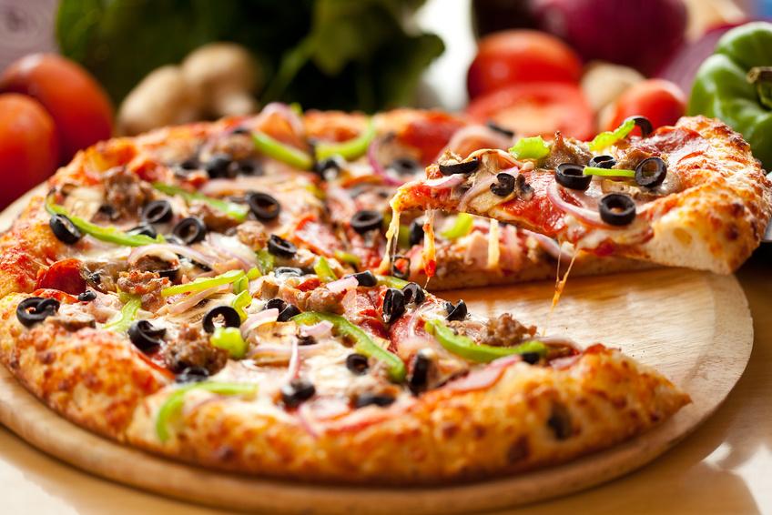 pizza an der stadtgrenze